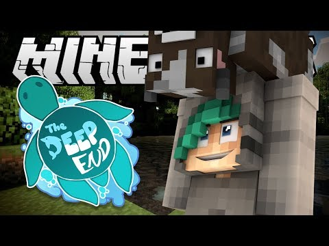 I STOLE HIS COWS? - Minecraft The Deep End SMP - Ep.5