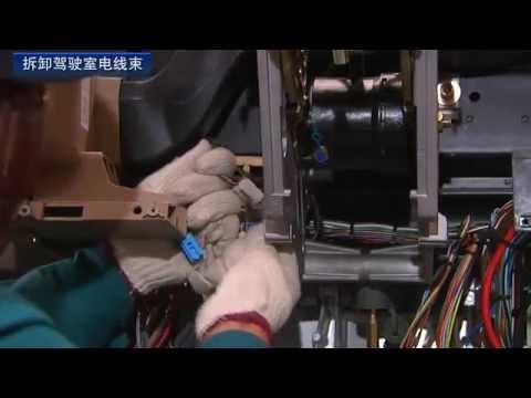 SINOTRUK CNHTC SITRAK standard repair requirements 中国重汽SITRAK按工序号进行维修规范性要求