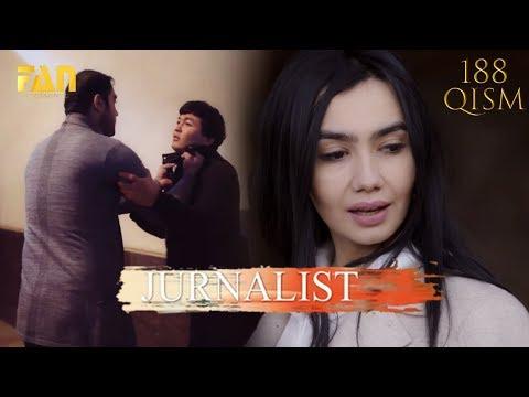 Журналист Сериали 188 - қисм L Jurnalist Seriali 188 - Qism