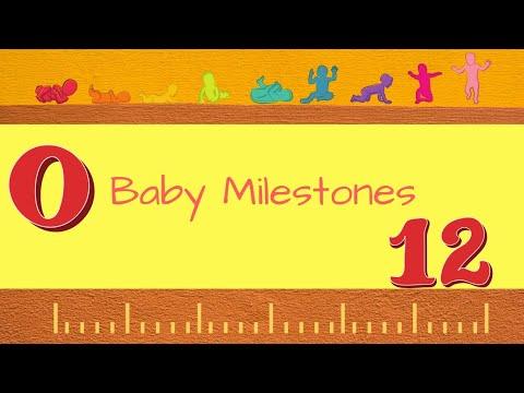 അവർ വളരുകയാണ്!!! | Baby Milestones ( 0 - 12 Months) | MALAYALAM
