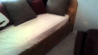 Window Seat/bed (www.wazconcepts.com)