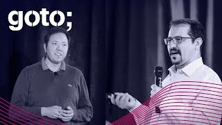 GOTO 2019 • Java Current and Future • Georges Saab & Mikael Vidstedt