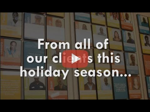 Chrysalis Client Thank You Video