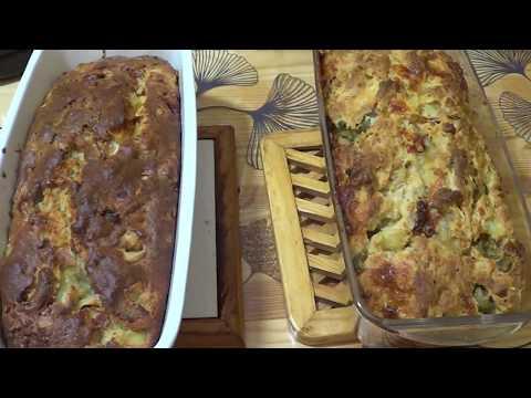 🍽dans-ma-cuisine(26-&-27/10)/cake-italien,cake-jambon-fumé-et-cèpes,soupe-indienne