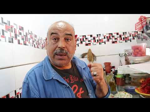 في قرطاج بيرصا صحن تونسي عند لطفي الخال وحقيقة  تسميته بالخال وحديث عن الشوفان