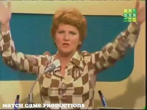 Match Game 77 (Episode 1065) (Susan BLANK)