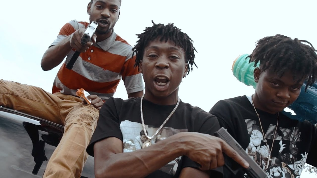 Lil Loaded 6acc On The 6locc Official Video Youtube