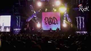 festival vivo por el rock 5 / P.O.D (HD)