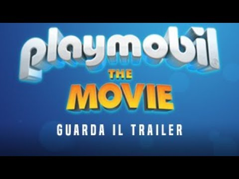 PLAYMOBIL THE MOVIE Trailer Ufficiale - Dal 31 dicembre al cinema