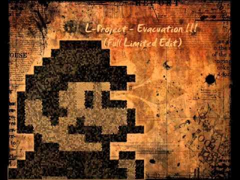 L-Project - Evacuation !!! (Full Limited Edit)