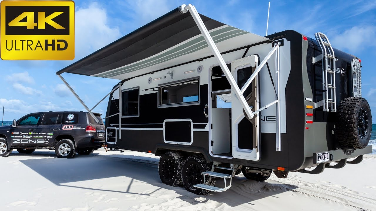 TOP 5 NEW OFF ROAD CAMPER TRAILER 2020 - YouTube