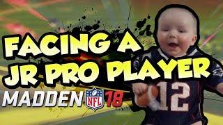 Madden 18 Ultimate Team :: Facing a Junior Pro Player :: Madden 18 Ultimate Team