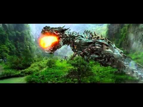 Transformers  Age of Extinction TV SPOT   Triceratops 2014   Michael Bay Movie HD