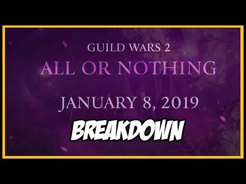 Guild Wars 2  - Living World Season 4 - All or Nothing (Breakdown) thumbnail