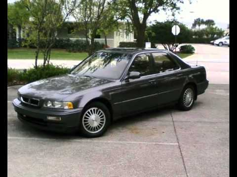 ACURA LEGEND SPECIFICATIONS YouTube - Acura legend 1991
