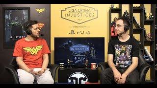 Injustice 2 | Liga Latina | Grande Final | LATAM - DIA 2