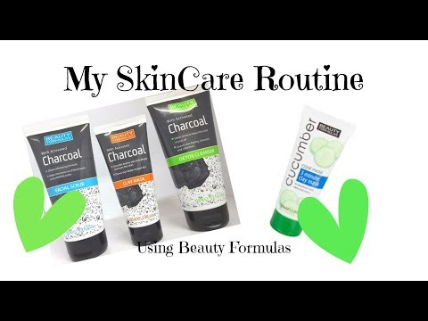My SkinCare 2k19 Using Beauty Formulas!! | Krazy Kayla
