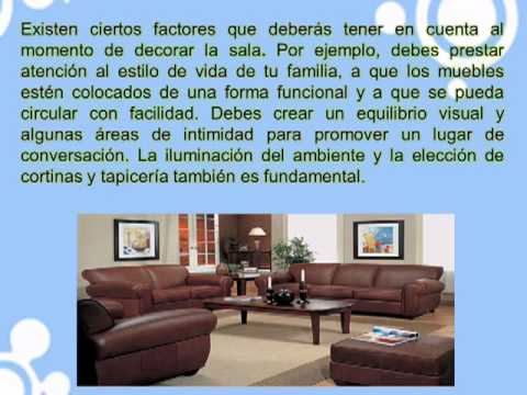 Fotos de salas y muebles decoraci n de salas y comedores for Fotos de comedores