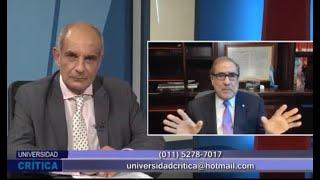 Entrevista al Embajador Jorge Argüello en Universidad Crítica