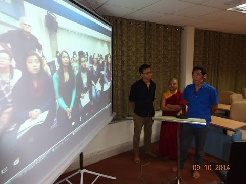 International Collaboration Learning With Skype And Facebook
