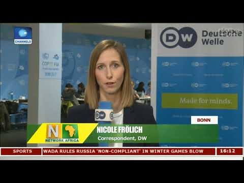 COP23: Delegates Meet In Germany To Discuss Paris Agreement |Network Africa|