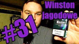 #31 Wszystko o paleniu - Winston jagodowe (taste revolution)