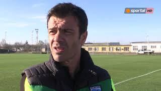 Росен Кирилов: Нашият отбор готов, паузата е добра дошла
