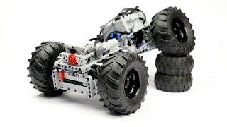 Lego Technic Crawler Chassis w/ instructions