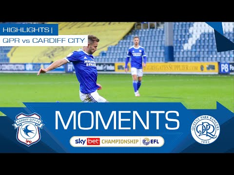 QPR Cardiff Goals And Highlights