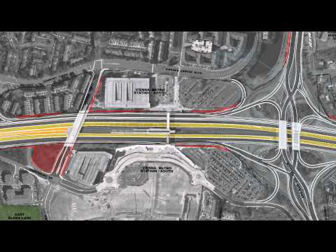 VDOT: Preferred Alternative for Transform I-66 Outside the Beltway Project