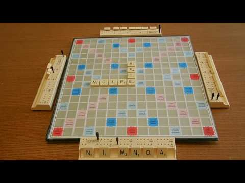Règles Scrabble par le Mousse Café