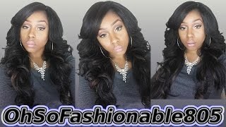 Sensationnel Empress Lace Wig Jasi | SistaWigs.com