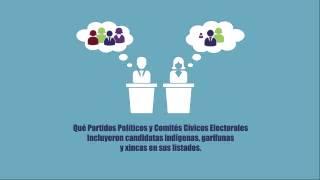 ONU Mujeres  - Empadrónate, Vota y Participa