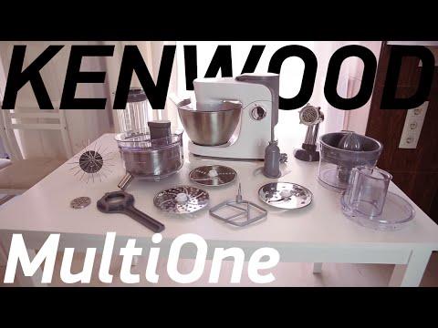 Kenwood KHH 326 WH MultiOne - кухонная машина, которая умеет все - Обзор от Comfy.ua