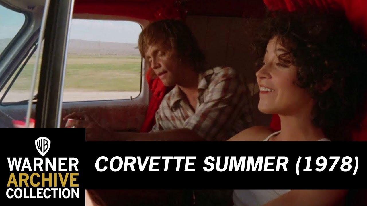 Download Clip HD   Corvette Summer   Warner Archive