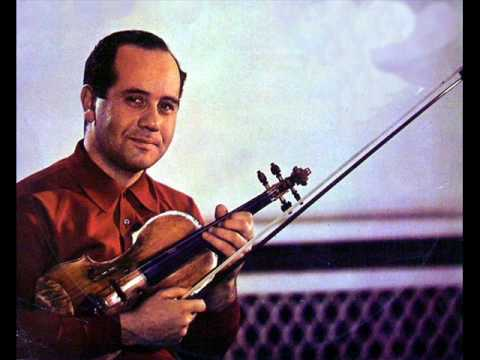 Igor Oistrakh: Concerto for Violin and Orchestra in G minor, Op. 26 - Movement 1 (Bruch)