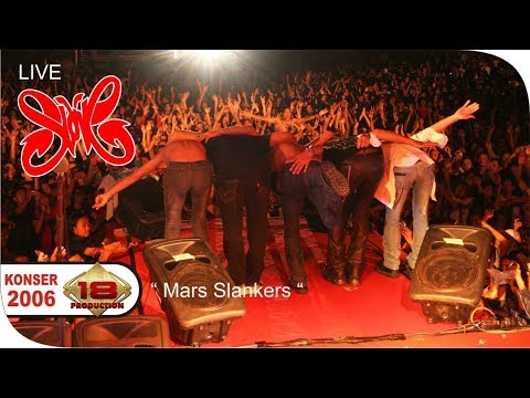 Slank - Mars Slankers (Live Konser Bangka 22 Maret 2006)