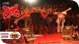KONSER - Slank - Mars Slankers (Live Konser Bangka 22 Maret 2006)