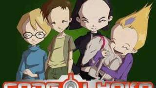 Code Lyoko Ending theme song