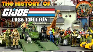 The History of GI Joe: A Real American Hero (1985 Edition)