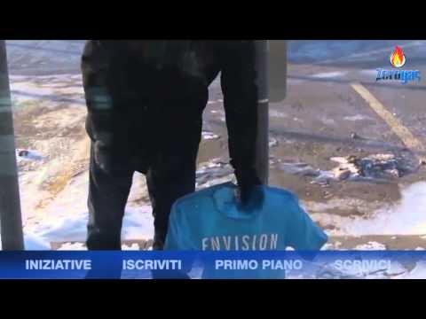 Maglietta si congela IN MENO DI 30 SECONDI!!!! USA -53° GRADI