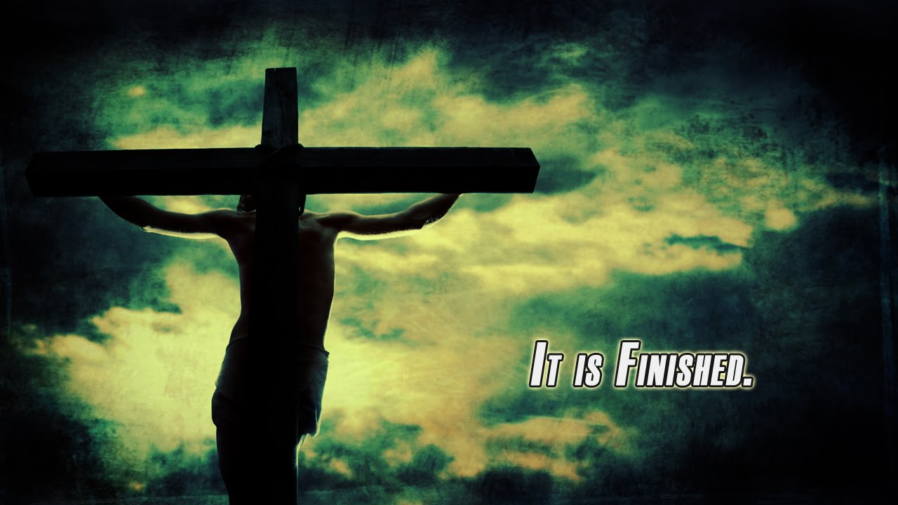 seven last words of jesus sixth word youtube