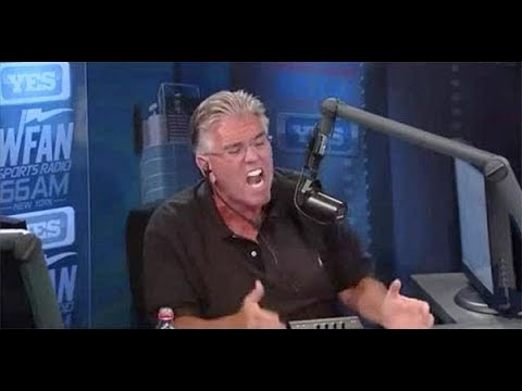 Mike Francesa open 11/27/18-Weather complaining,OBJ garbage,leave Eli alone RIGHT NOW,more yelling