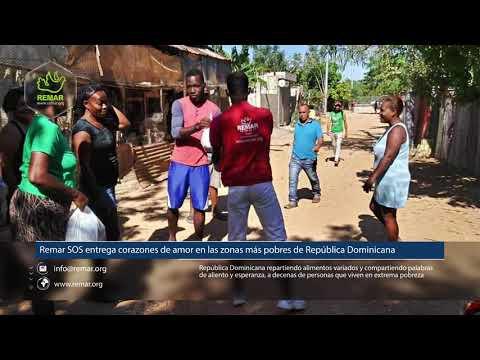 Remar SOS en República Dominicana //COVID19