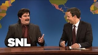 Weekend Update: Second Hand News - Saturday Night Live