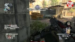 BO2 | Massacre Express en Mélée Générale au Vector + Astuce MG !
