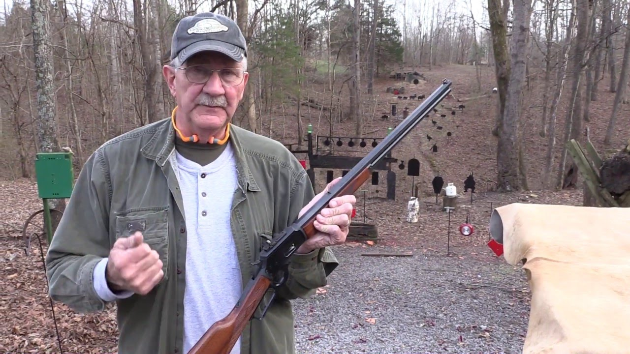 Marlin 1894 Cowboy Limited  Lever Action .45 Colt  Chapter2