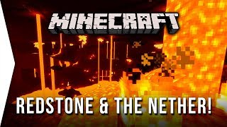 The Nether! ► Minecraft #5 Survival Let's Play - Redstone, Obsidian & Cobblestone Generator!