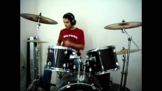 Megadeth - Captive Honour (Drum Cover)