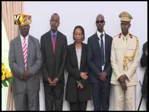 Somali President thanks Kenya in fight against Al Shabaab